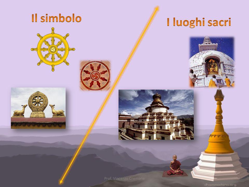 Il simbolo I luoghi sacri