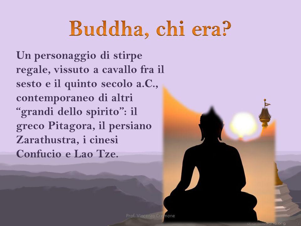 Buddha, chi era