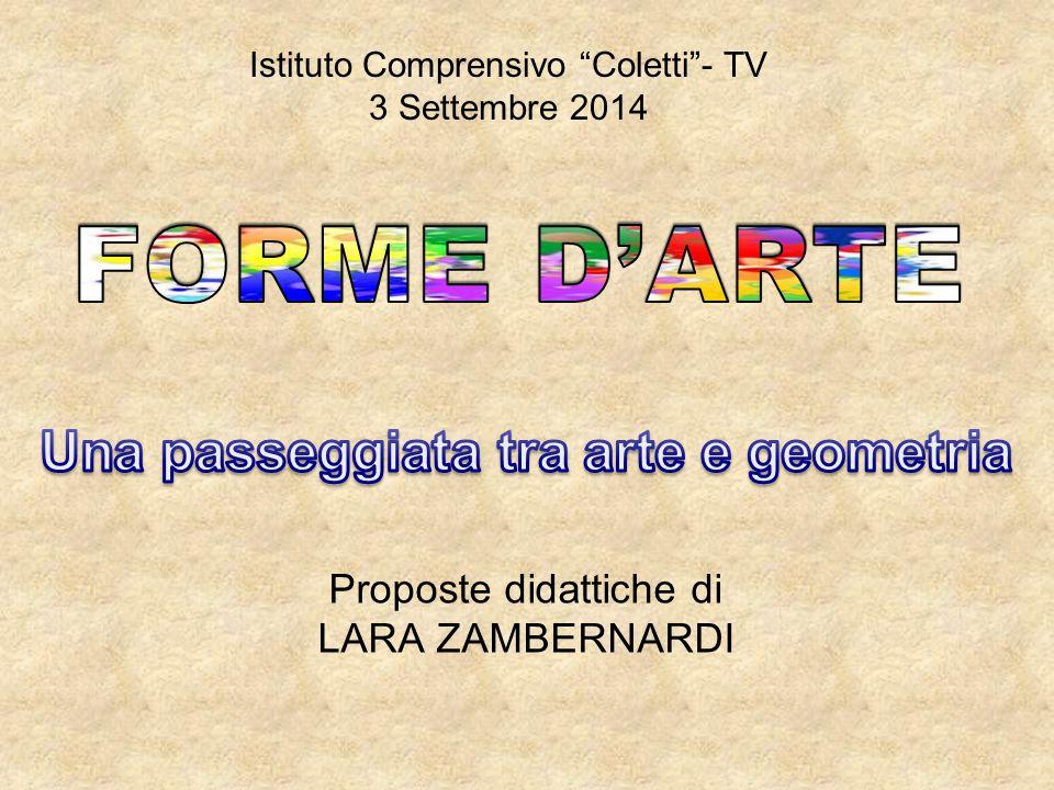 Istituto Comprensivo Coletti - TV 3 Settembre 2014