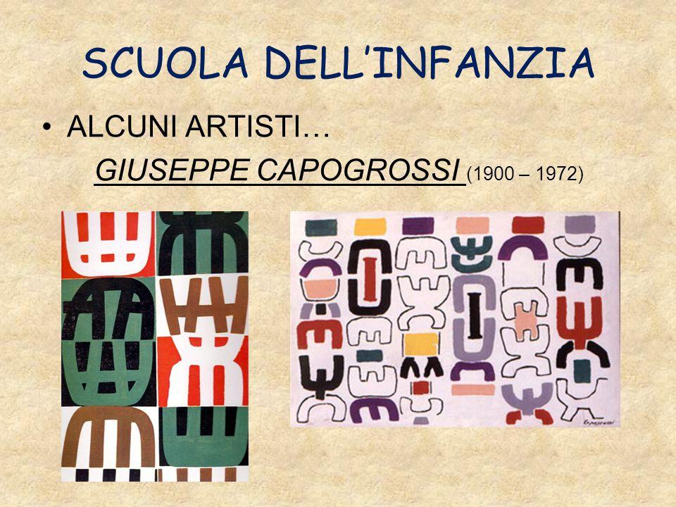 GIUSEPPE CAPOGROSSI (1900 – 1972)