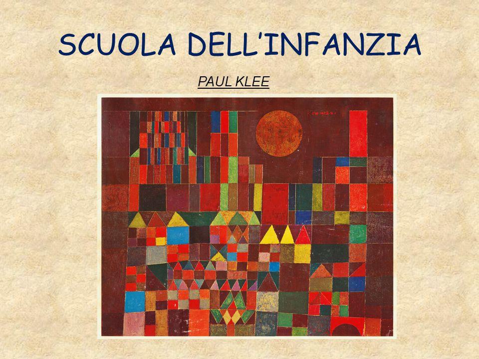 SCUOLA DELL'INFANZIA PAUL KLEE