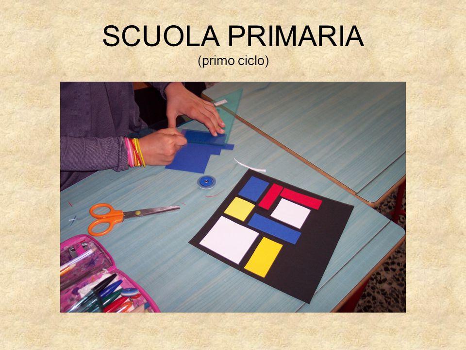 SCUOLA PRIMARIA (primo ciclo)