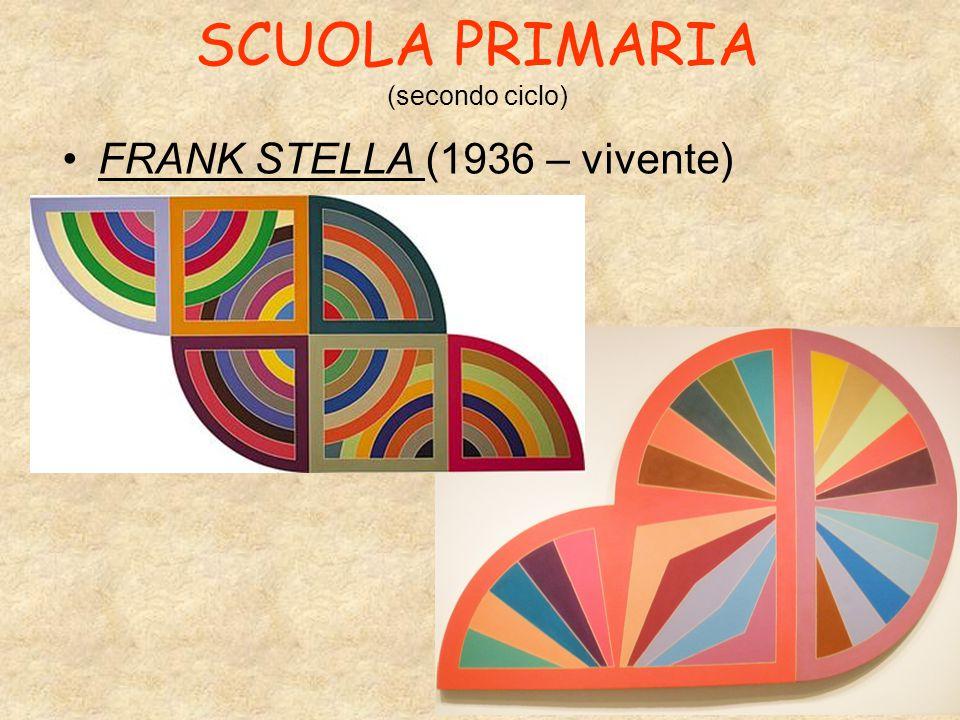 SCUOLA PRIMARIA (secondo ciclo)