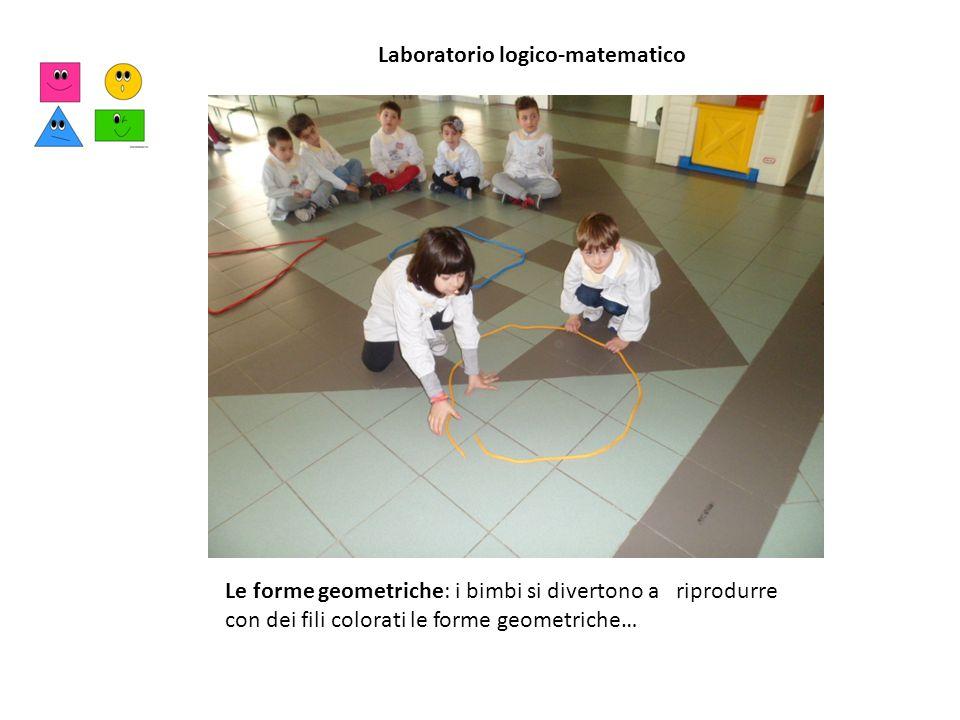 Laboratorio logico-matematico