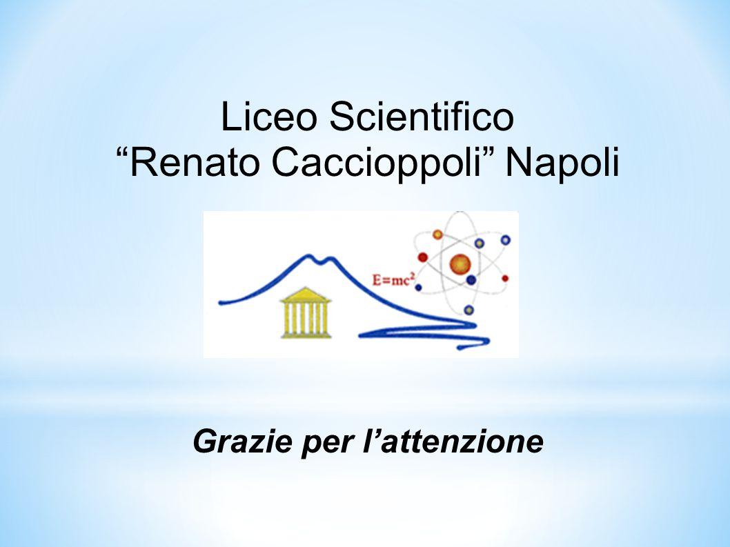 Liceo Scientifico Renato Caccioppoli Napoli