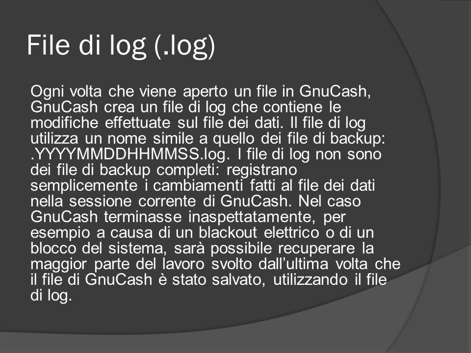 File di log (.log)