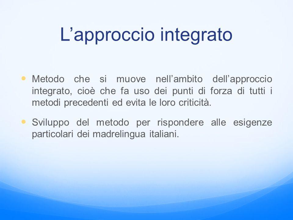 L'approccio integrato