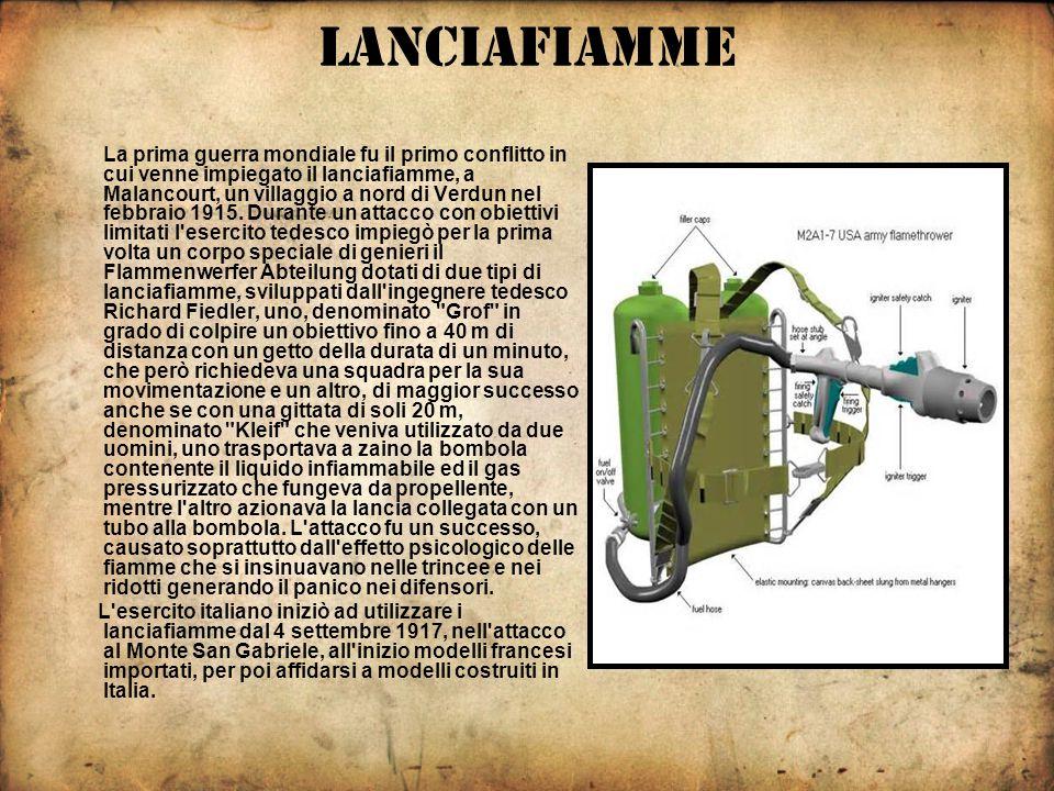 LANCIAFIAMME