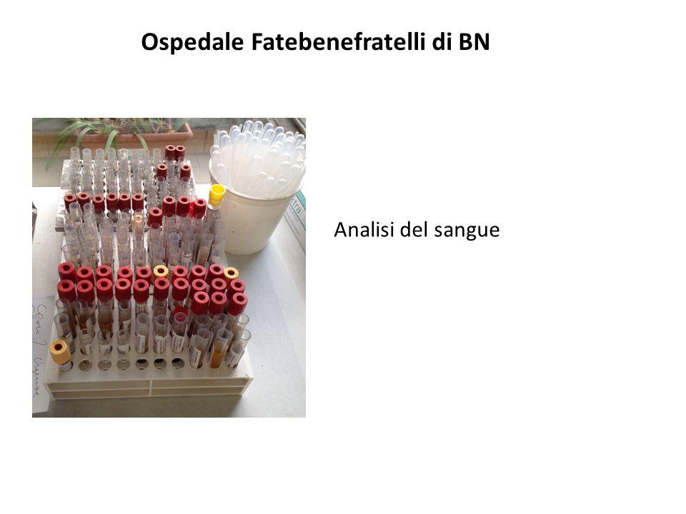 Ospedale Fatebenefratelli di BN