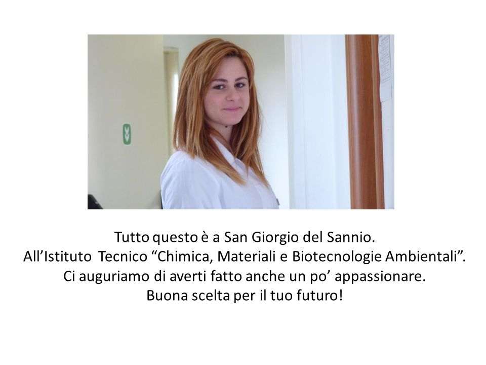 Tutto questo è a San Giorgio del Sannio.