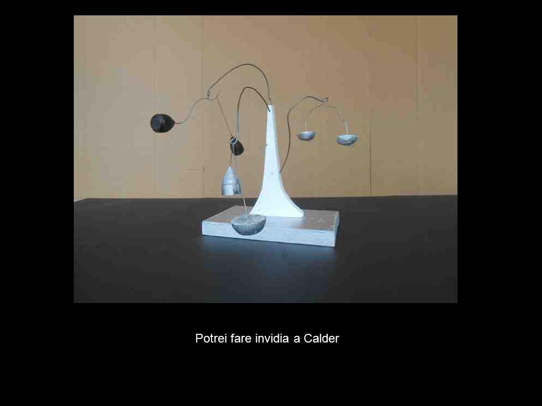 Potrei fare invidia a Calder