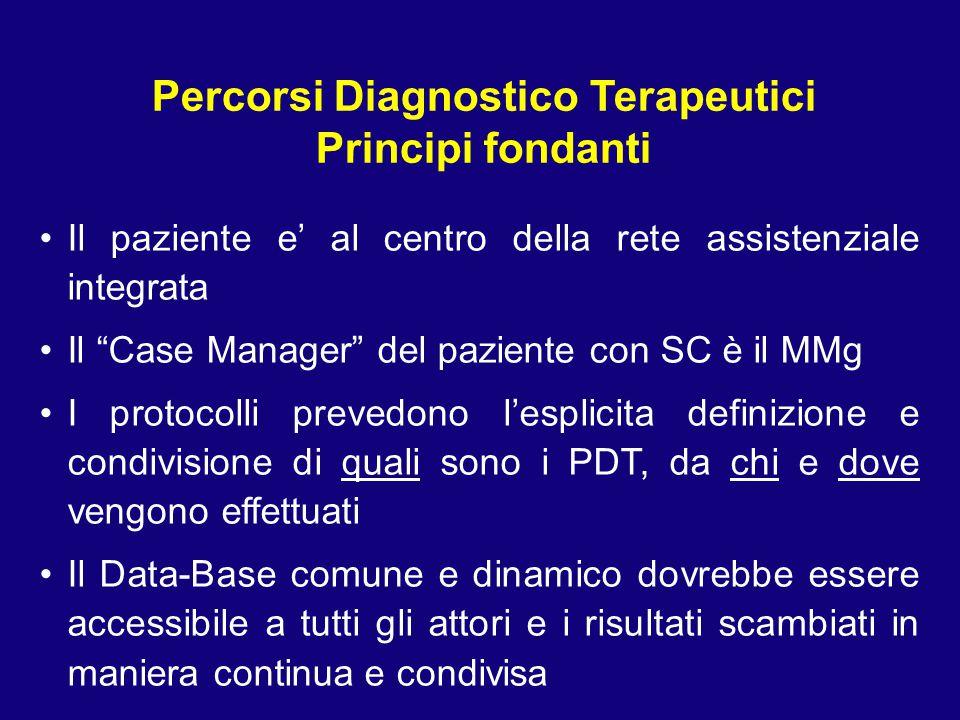 Percorsi Diagnostico Terapeutici