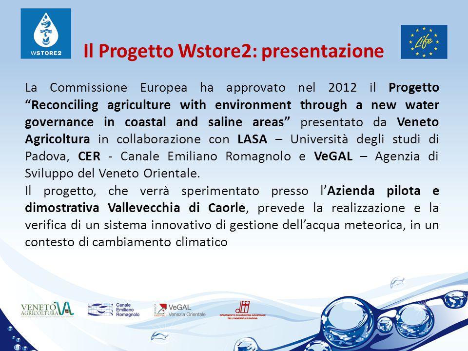 Il Progetto Wstore2: presentazione