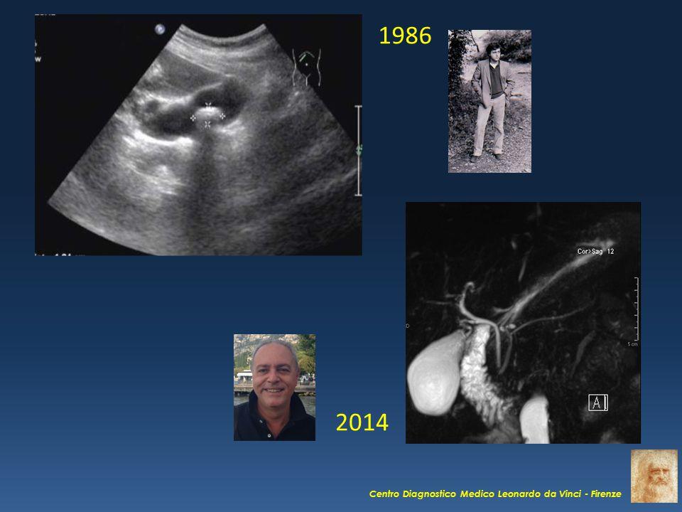 1986 2014 Centro Diagnostico Medico Leonardo da Vinci - Firenze