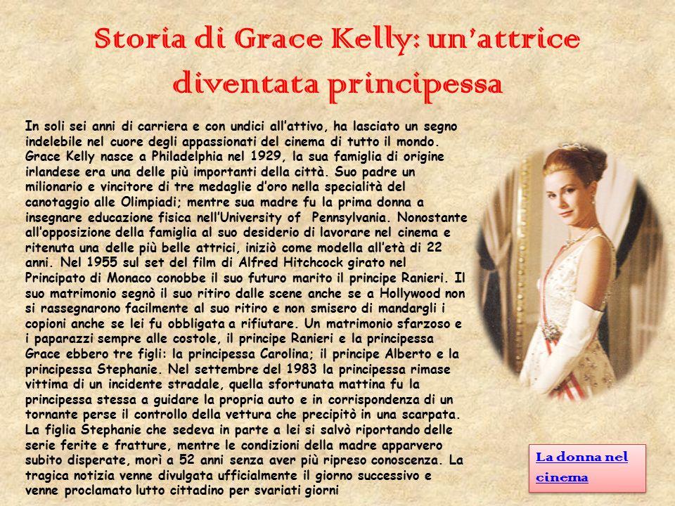 Storia di Grace Kelly: un'attrice diventata principessa