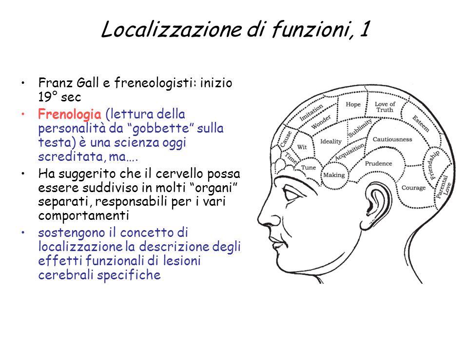 Localizzazione di funzioni, 1