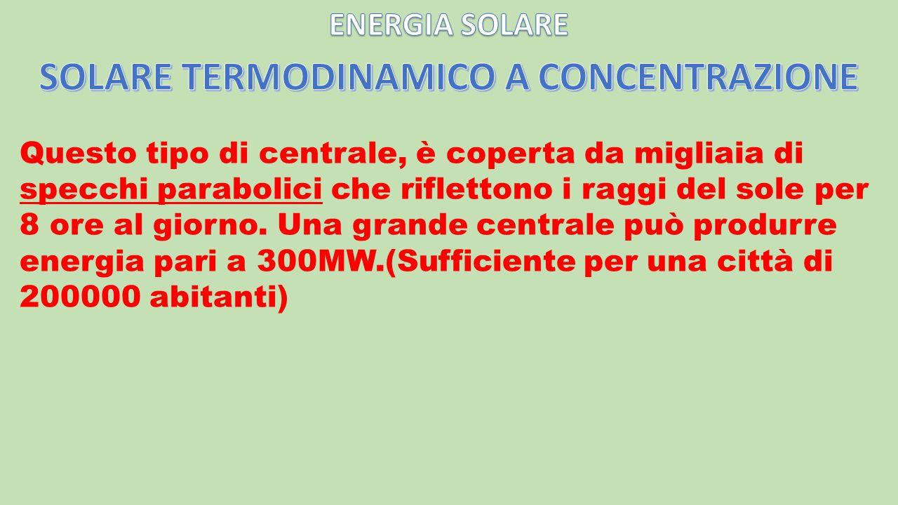 Energia solare 1 solare termico 6 energia solare e for Piani di coperta autoportanti