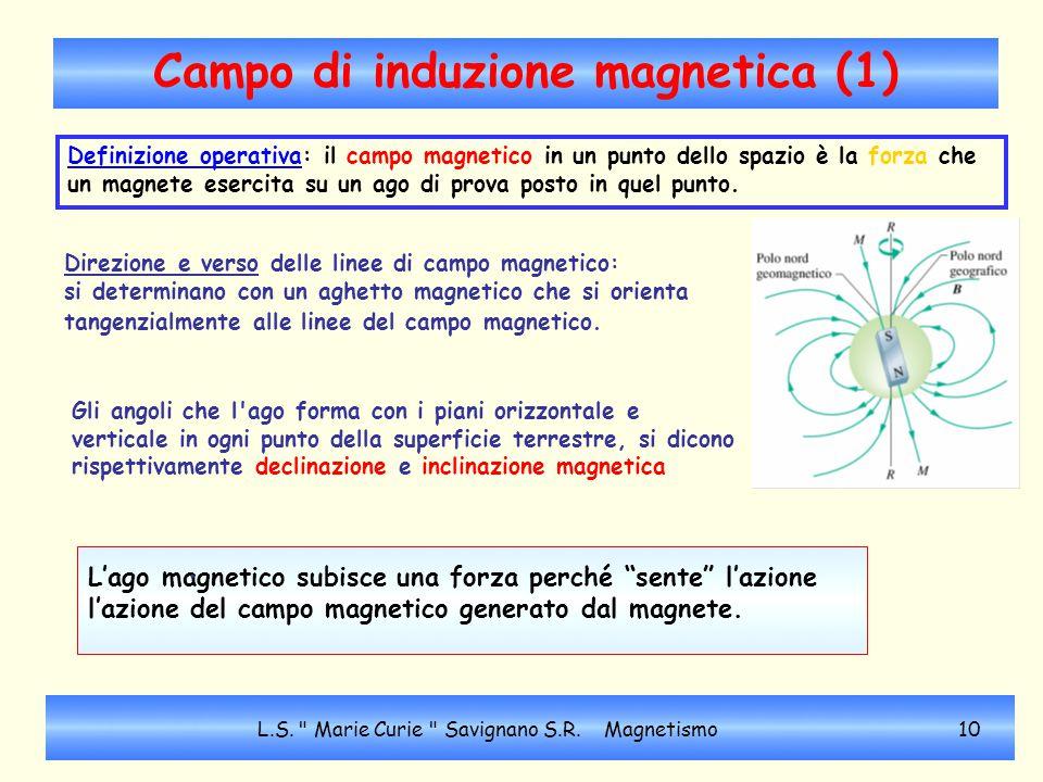 Campo di induzione magnetica (1)