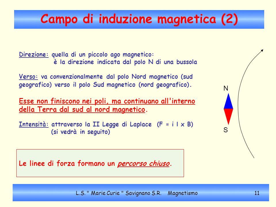 Campo di induzione magnetica (2)