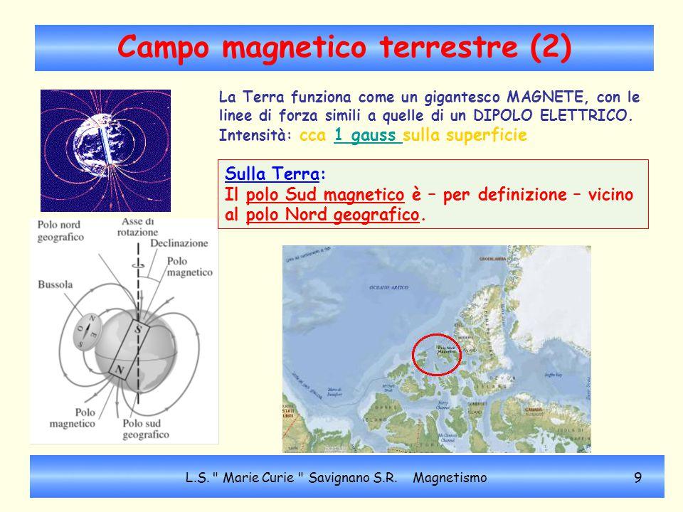 Campo magnetico terrestre (2)