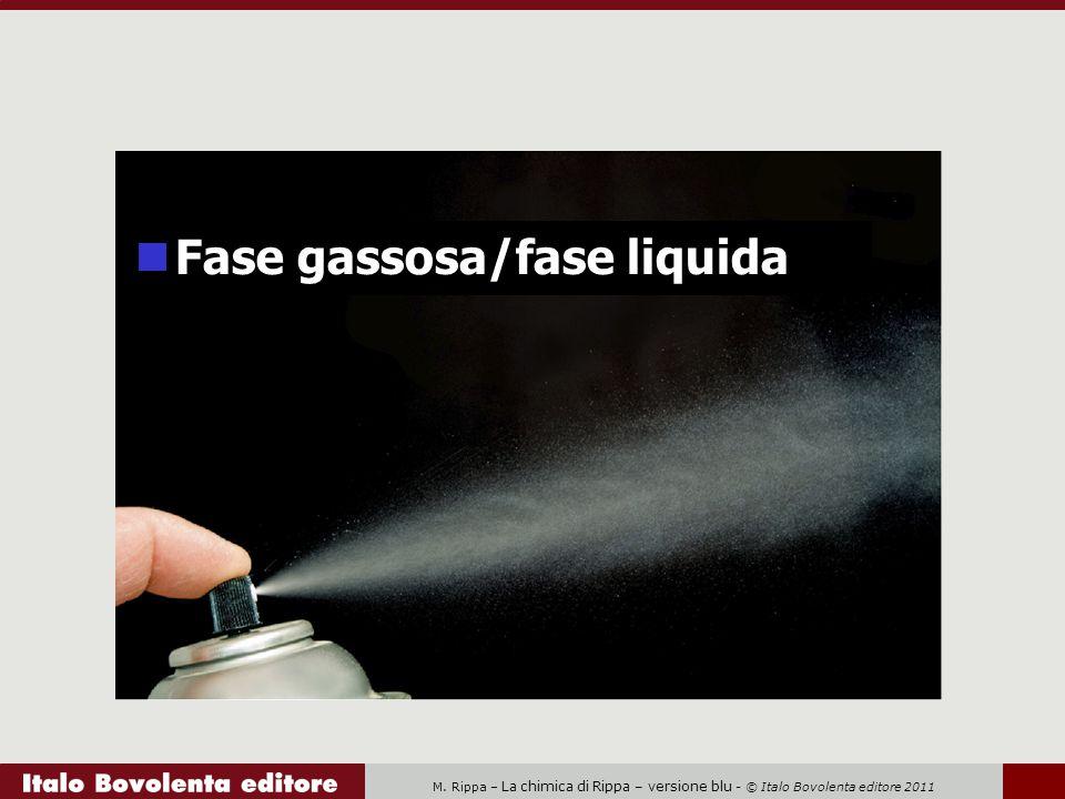 Fase gassosa/fase liquida