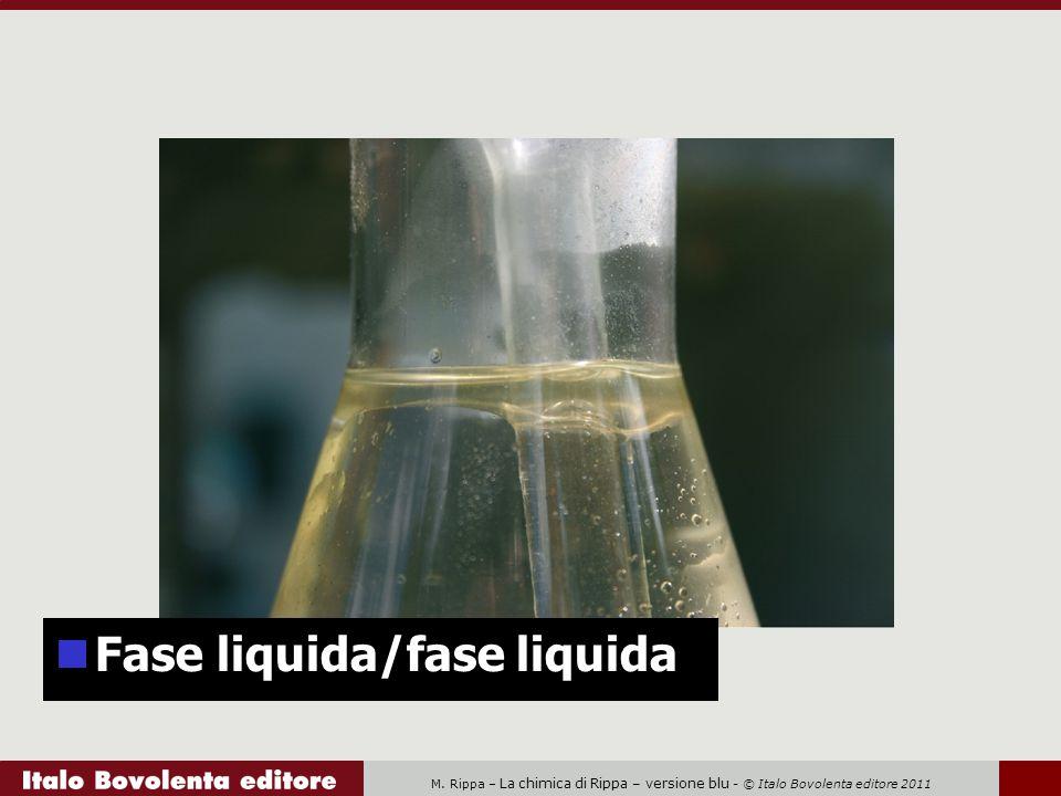 Fase liquida/fase liquida