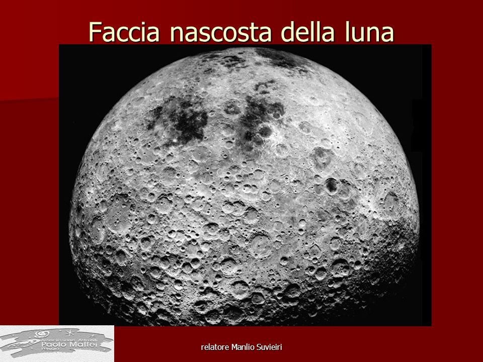 Faccia nascosta della luna