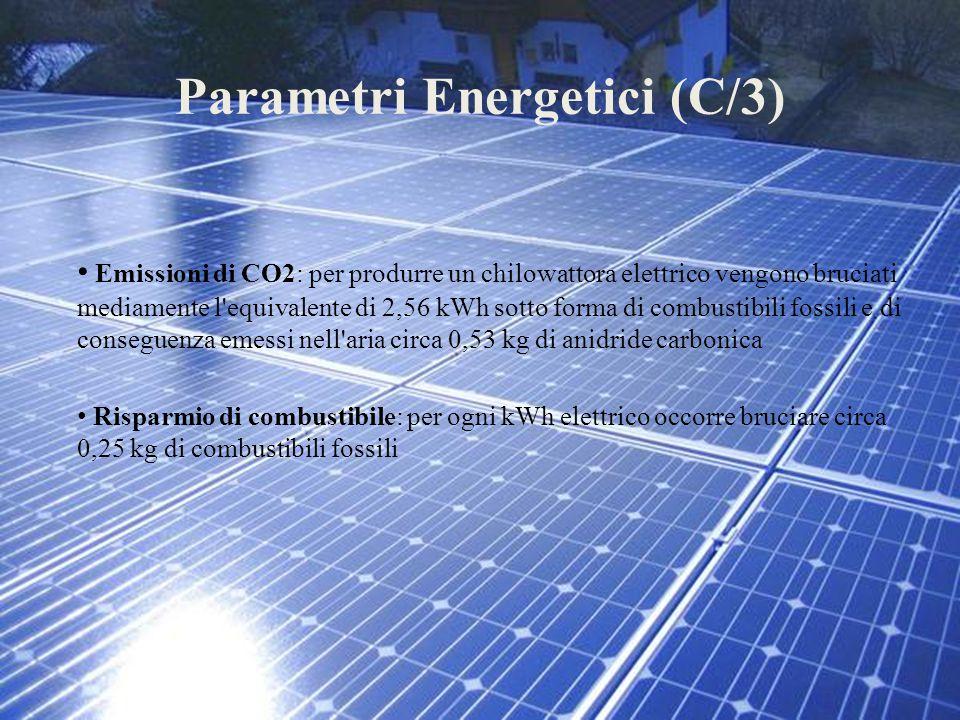 Parametri Energetici (C/3)