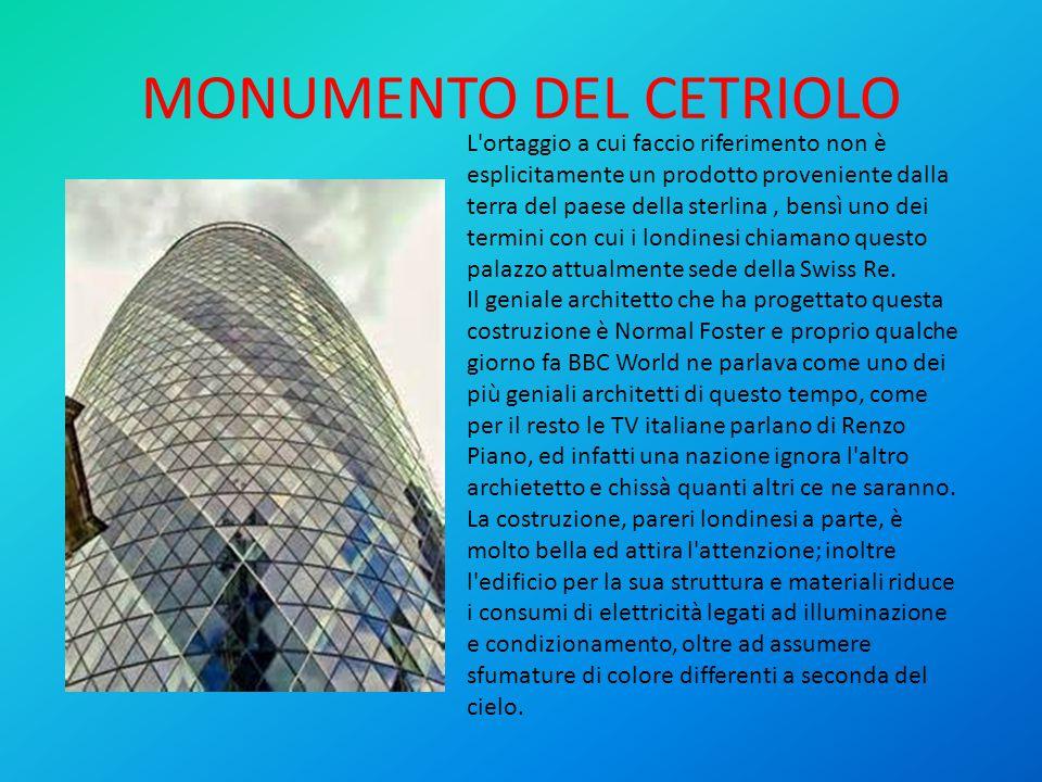 MONUMENTO DEL CETRIOLO