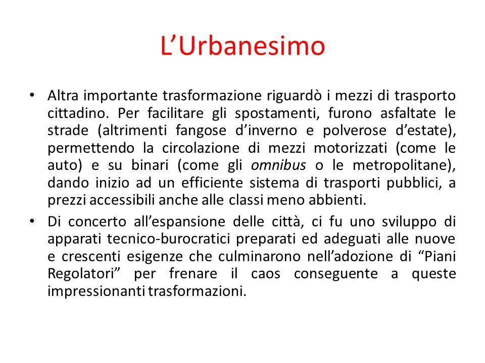 L'Urbanesimo
