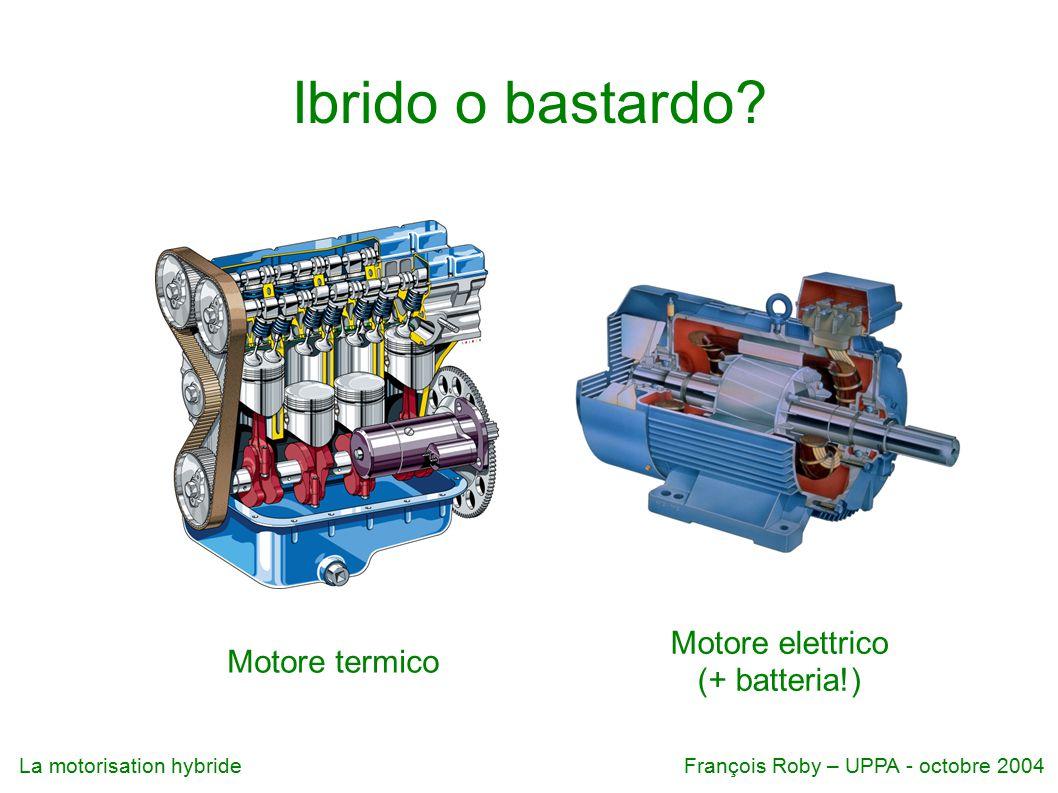 Motore elettrico (+ batteria!)