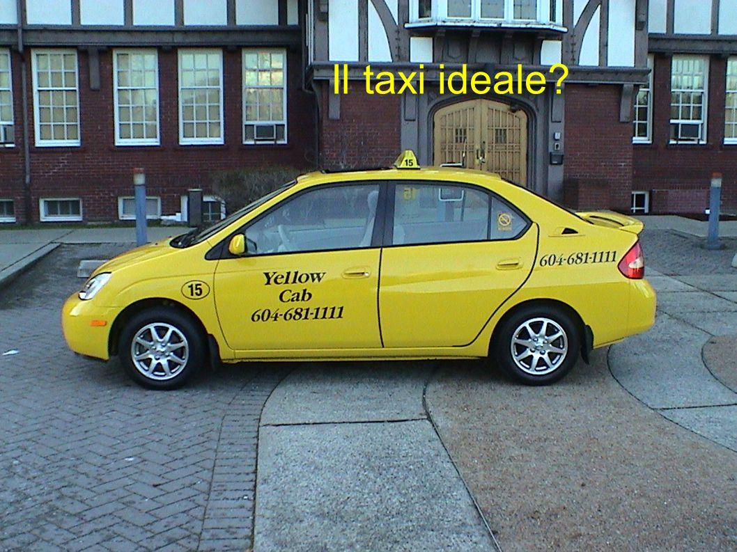 Il taxi ideale