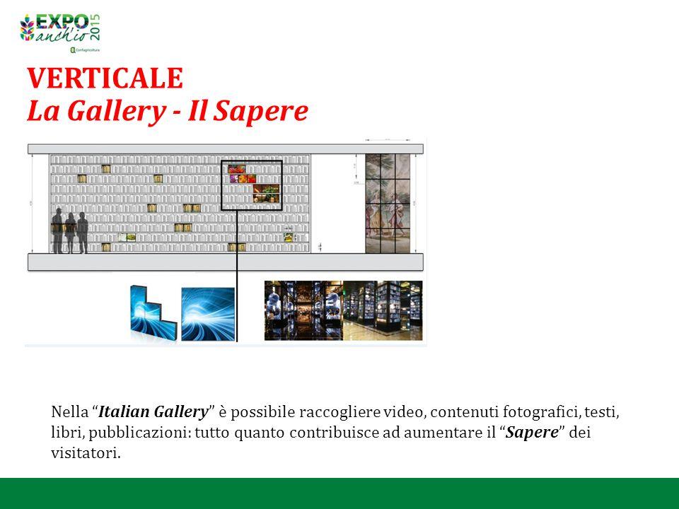 VERTICALE La Gallery - Il Sapere