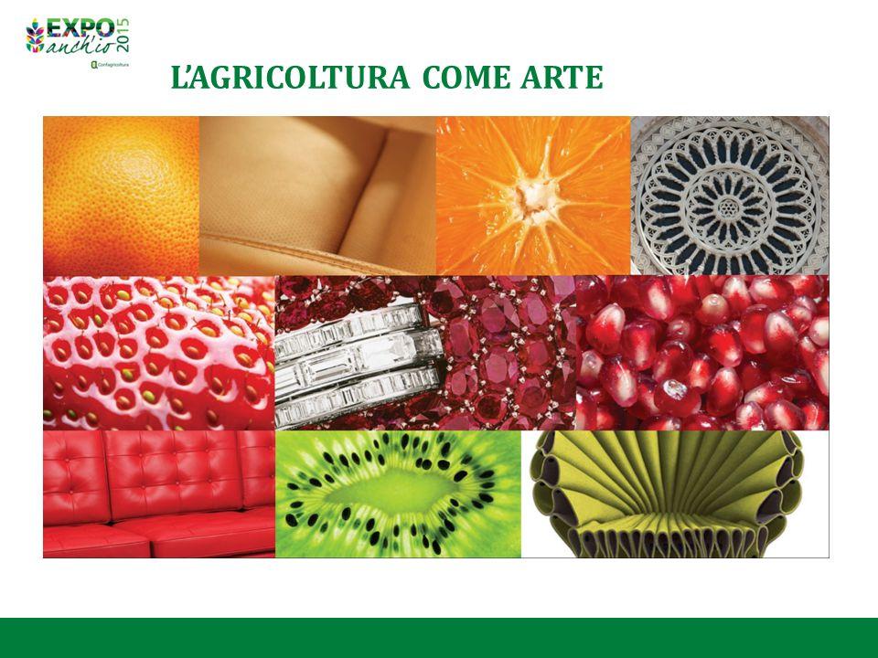 L'AGRICOLTURA COME ARTE