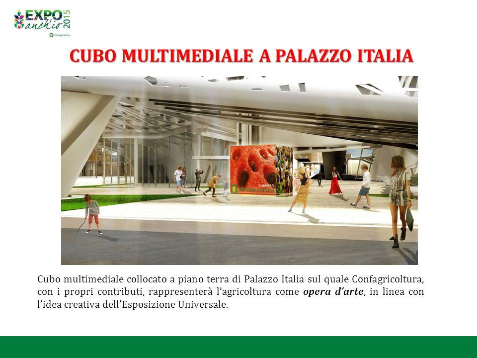 CUBO MULTIMEDIALE A PALAZZO ITALIA