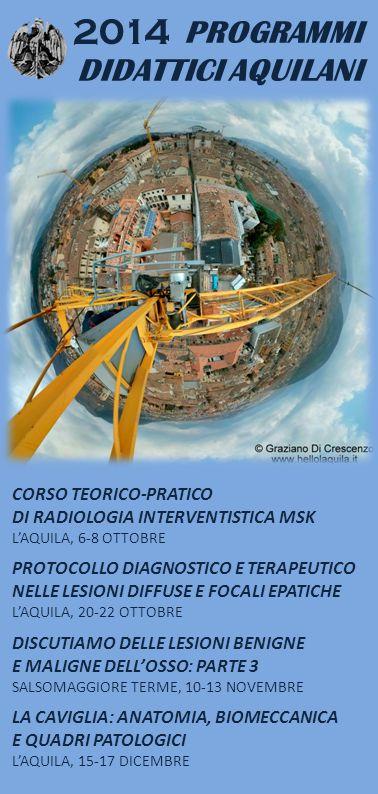 2014 PROGRAMMI DIDATTICI AQUILANI CORSO TEORICO-PRATICO