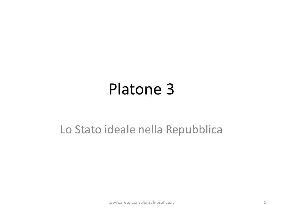 Lo Stato ideale nella Repubblica