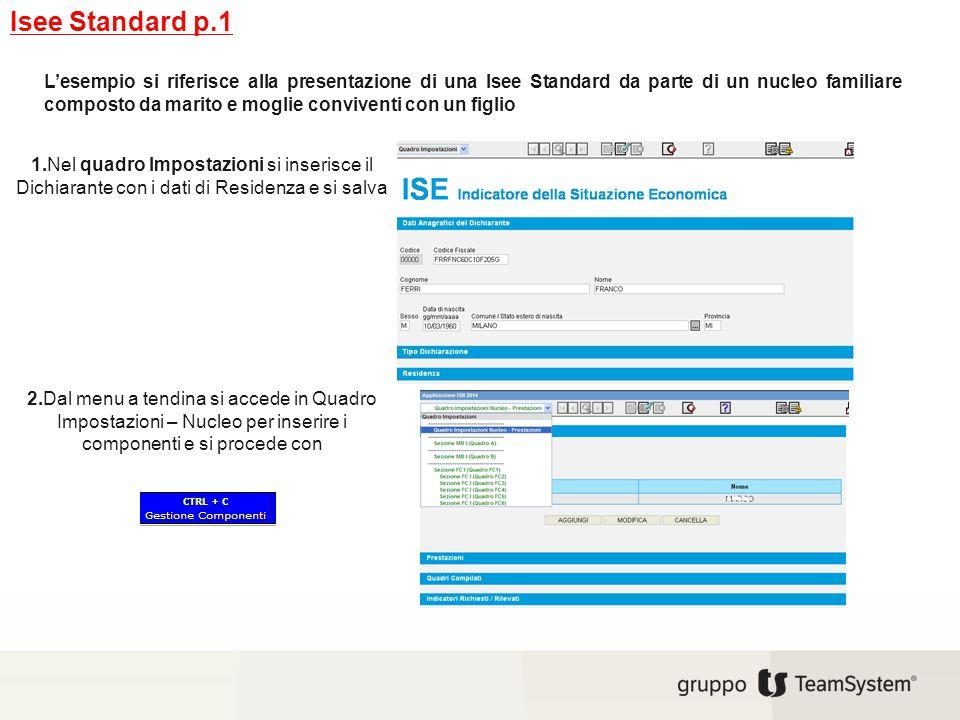Isee Standard p.1