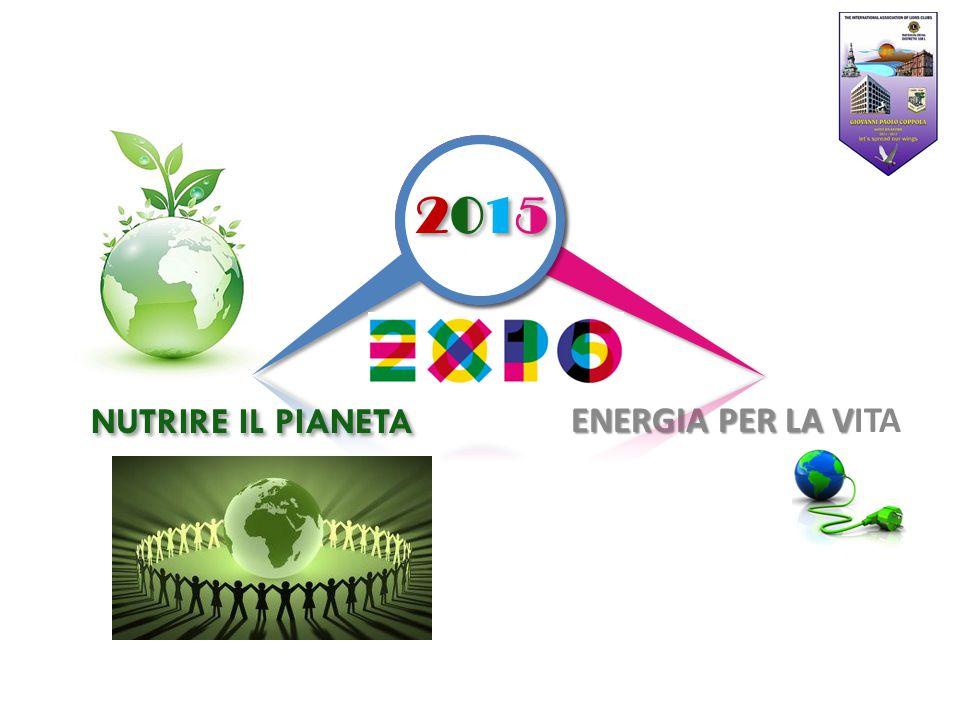 2015 NUTRIRE IL PIANETA ENERGIA PER LA VITA