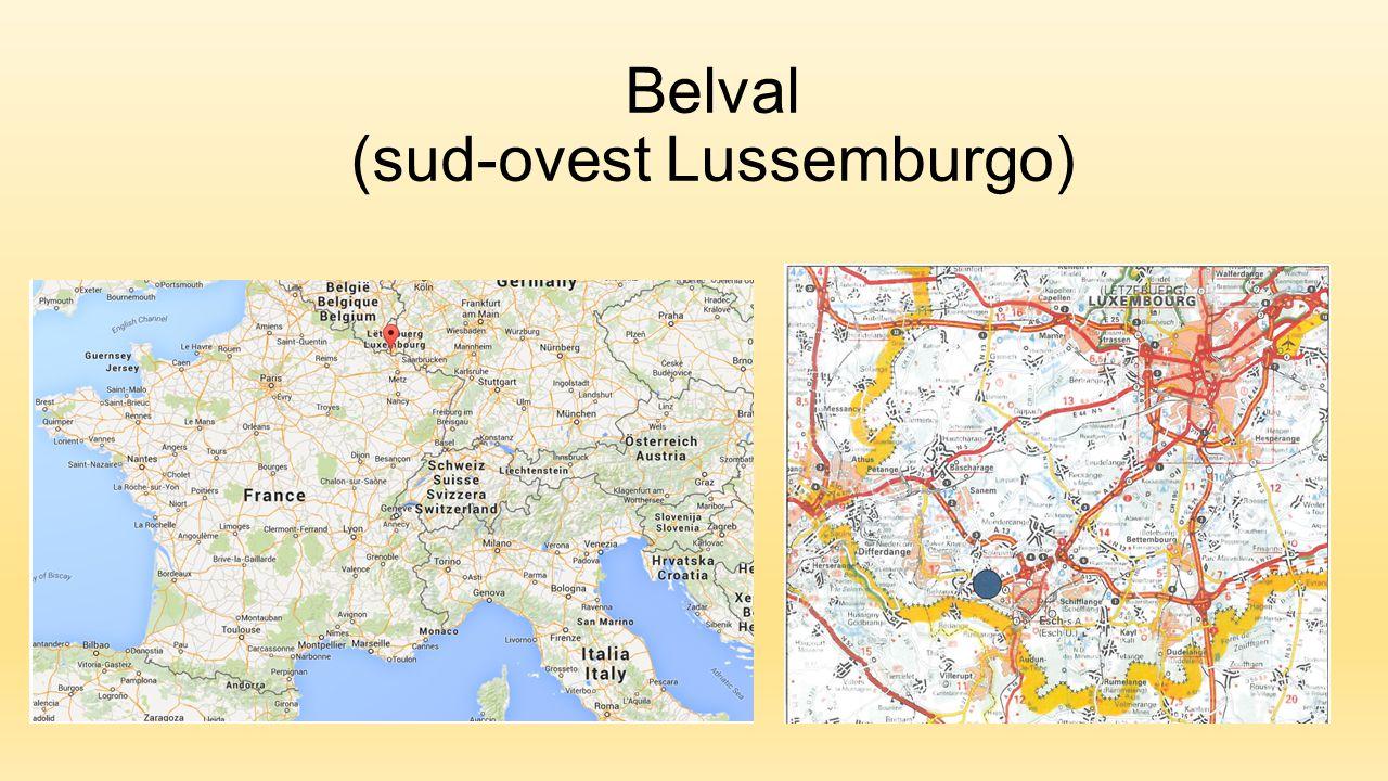 (sud-ovest Lussemburgo)