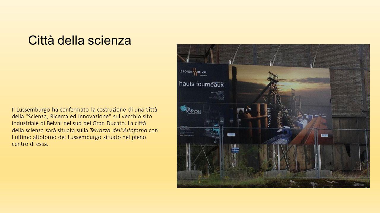 Città della scienza