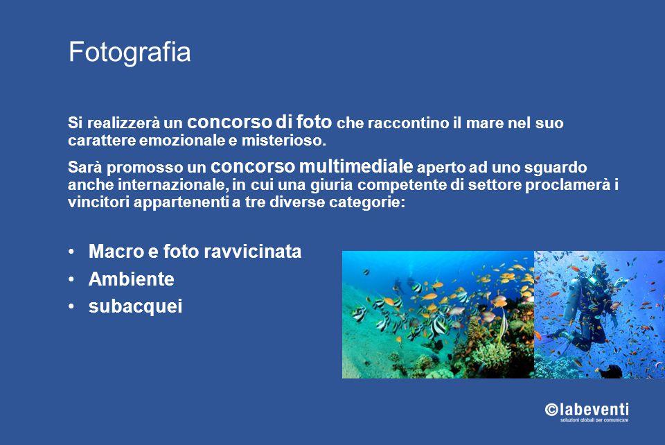 Fotografia Macro e foto ravvicinata Ambiente subacquei