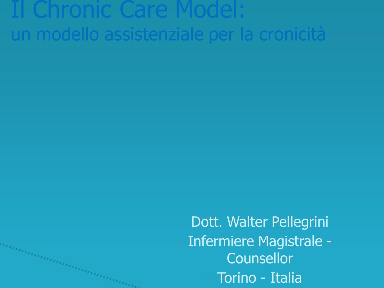 Il Chronic Care Model: un modello assistenziale per la cronicità