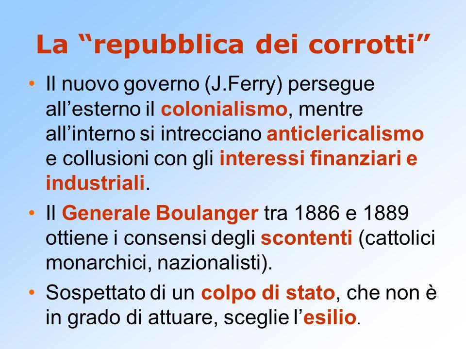 La repubblica dei corrotti