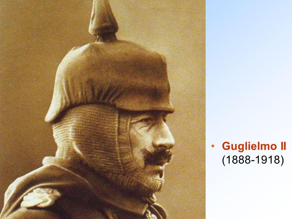 Guglielmo II (1888-1918)