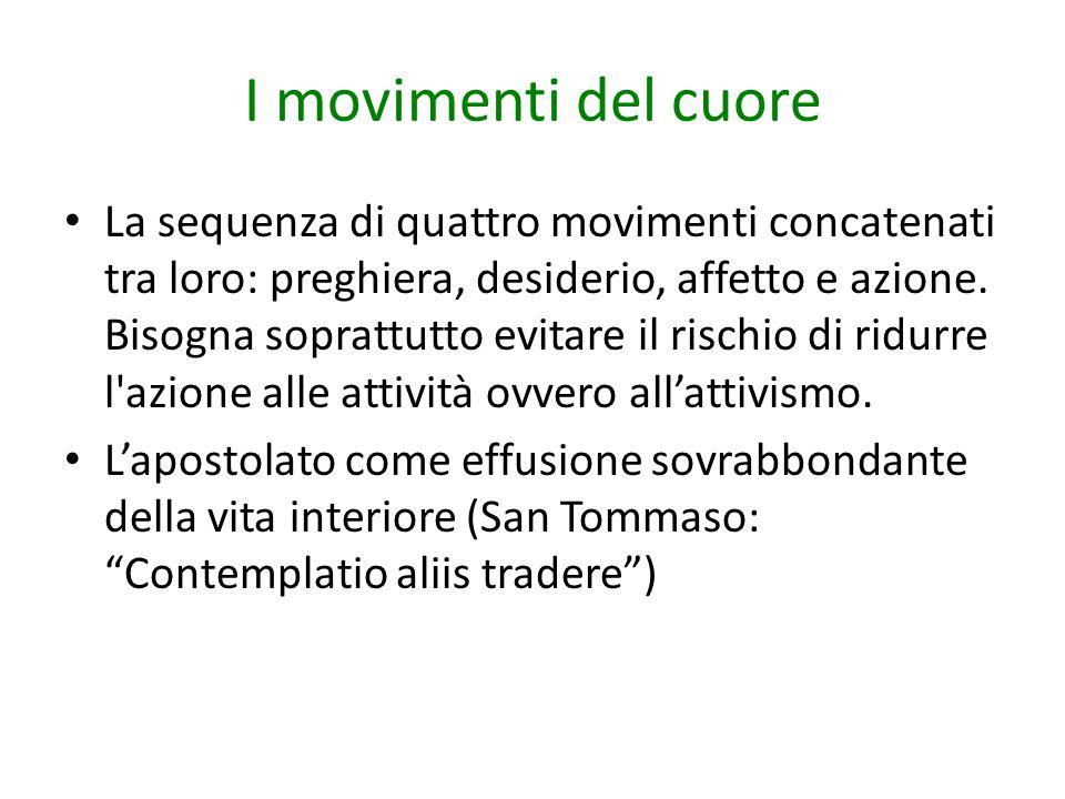 I movimenti del cuore