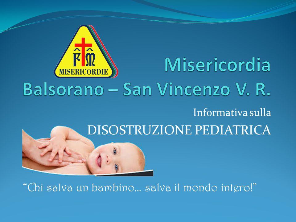 Misericordia Balsorano – San Vincenzo V. R.