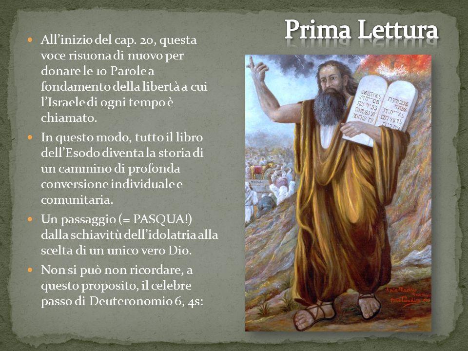 Prima Lettura