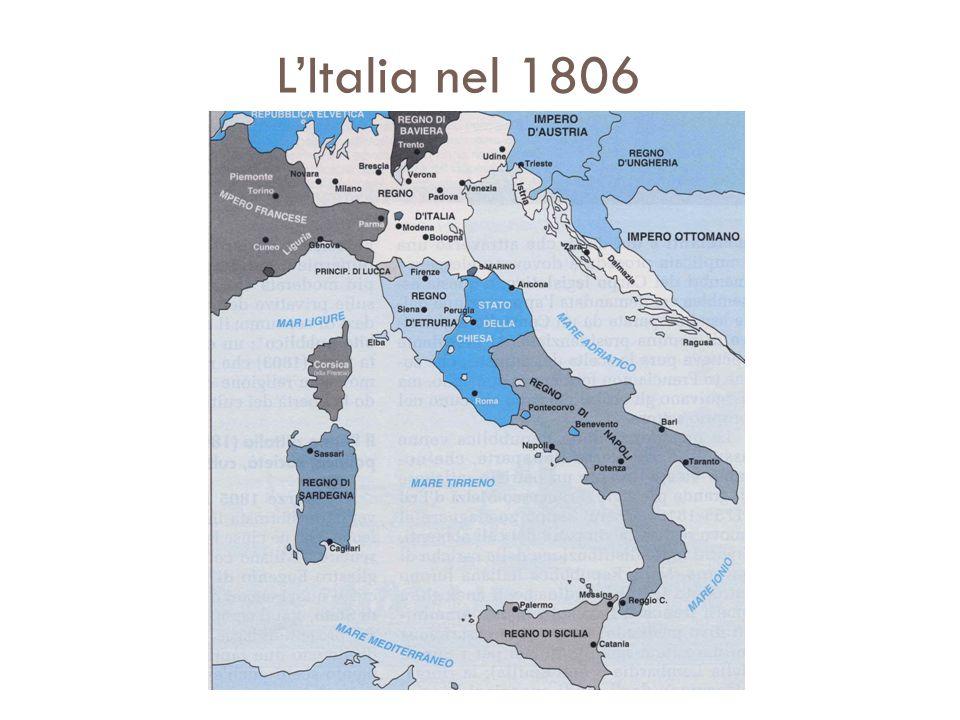 L'Italia nel 1806