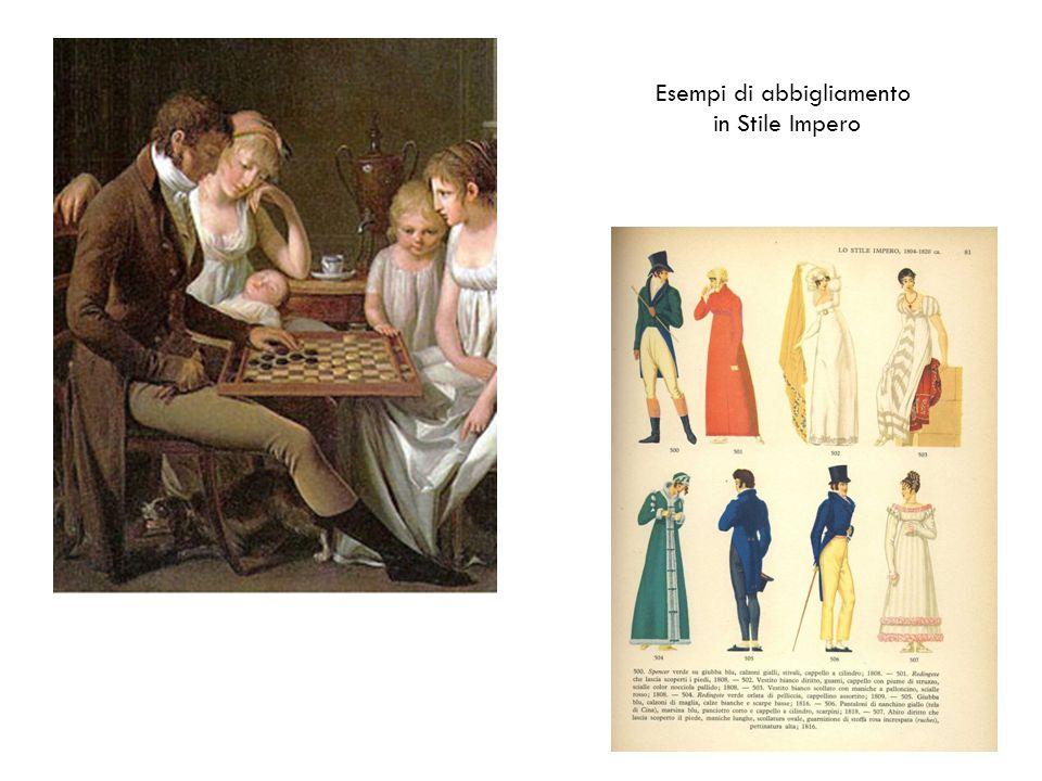 Esempi di abbigliamento
